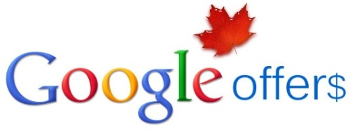 Google Offers Canada